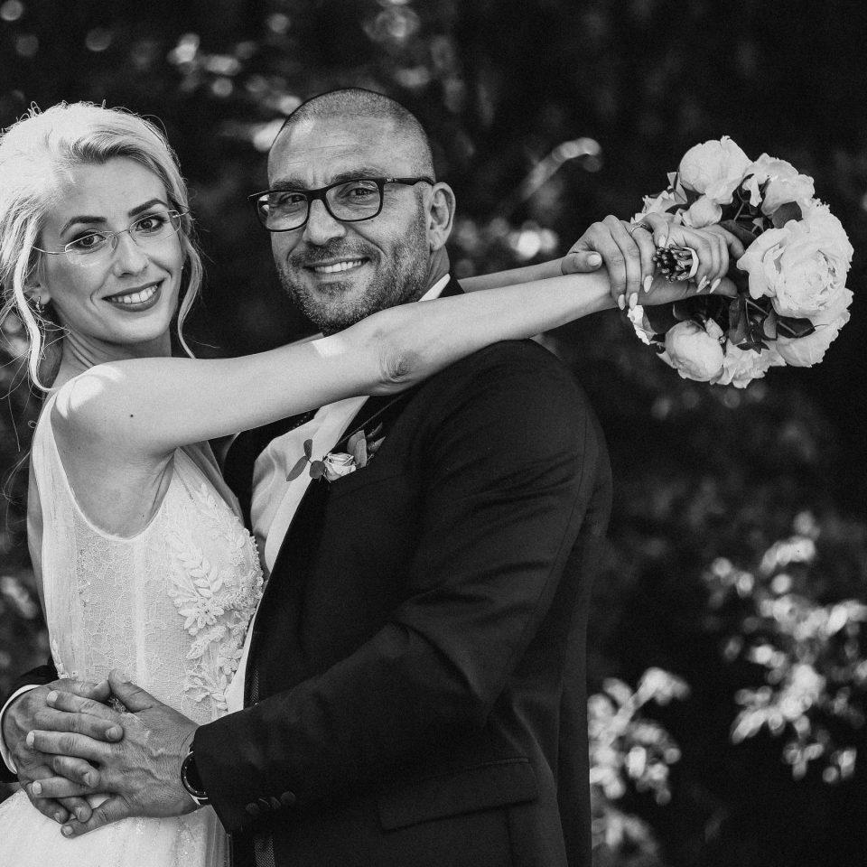 Victoria & Bogdan – Black & White Photography